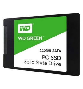 Solid State Drive (SSD) 240GB Western Digital Green 2,5