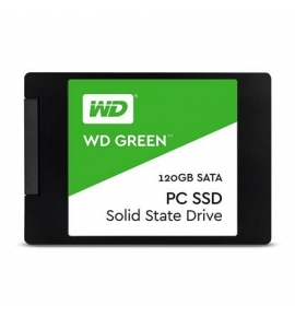 Solid State Drive (SSD) 120GB Western Digital Green 2,5