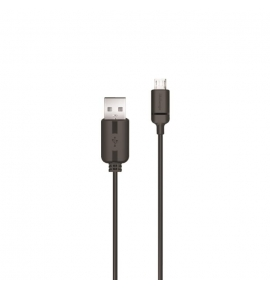 Καλώδιο σύνδεσης iXchange usb to usb Micro Black 1m MU13